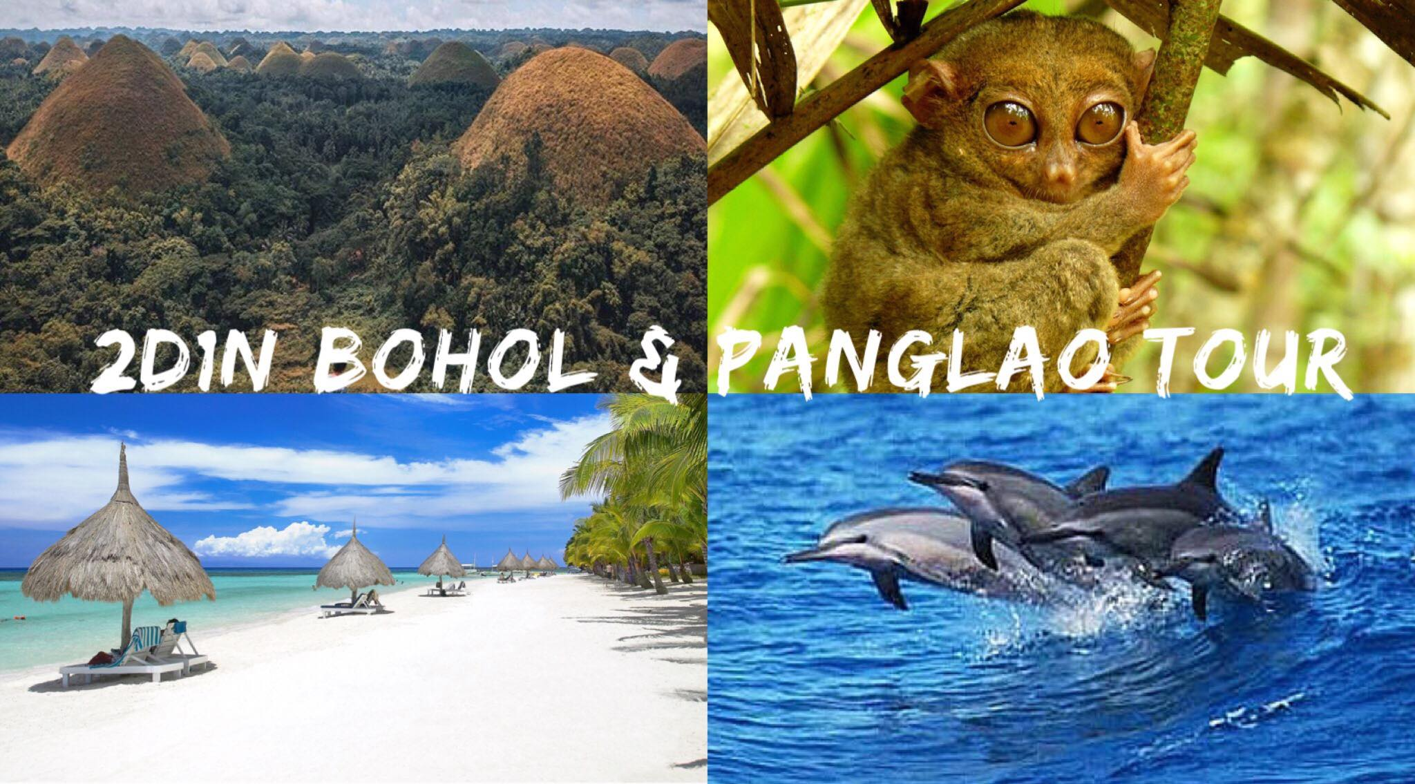 2D1N CEBU AND BOHOL TOUR PACKAGE