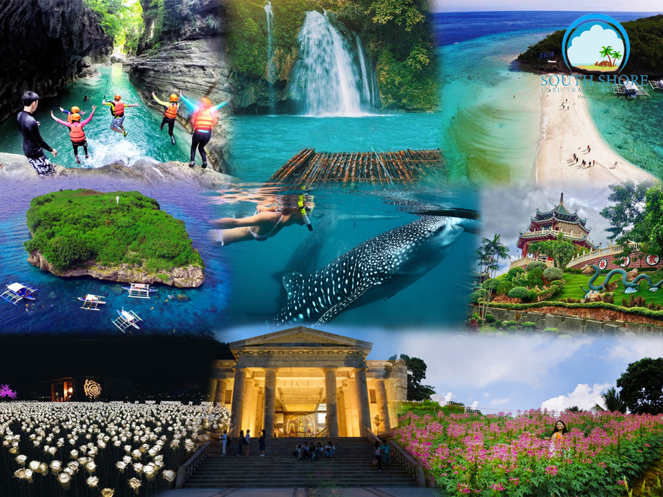 3D2N Cebu South + Twin City to Cebu South Tour