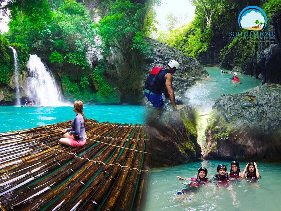 Cebu Canyoneering Kawasan Falls