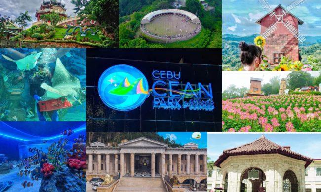 CEBU OCEAN PARK TOUR PACKAGE
