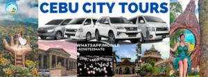 Car Rental for Cebu City tour