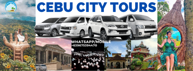 Car Rental for Cebu City tour