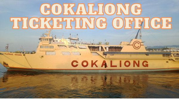 cokaliong ticketing office cebu