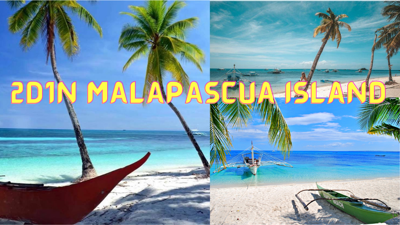 2d1n Malapascus island tour package