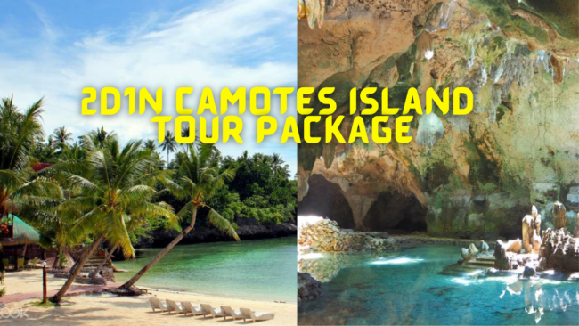 Camotes Island Tour Package